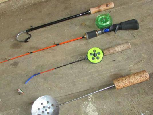 Где купить рыболовные снасти в саратове